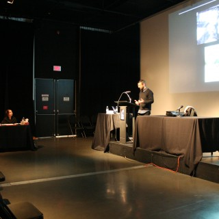 Dave Colangelo – The Perceptual Laboratory: Expanded Cinema, Urban Screens, and Public Projections