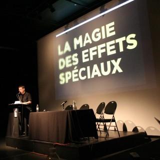 NOUVELLE VIDÉO EN LIGNE: « Secrets et illusions : éphémérité(s) de l'effet spécial » – Éric Falardeau