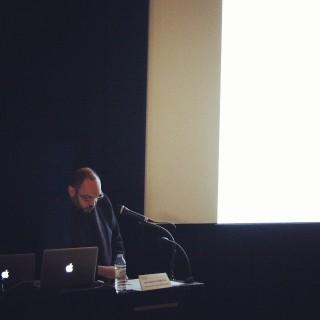 Jean-Michel Durafour, Filmer l'homme invisible : où il n'y a rien à regarder, faire voir d'en deçà les figures, forer les images