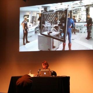 Julie Turnock – L'indépendance des compagnies d'effets spéciaux