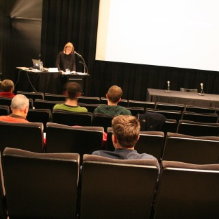 Katrin von Kap-herr – «Showing and Hiding-The Double Logic of Digital Special Effects/VFX»