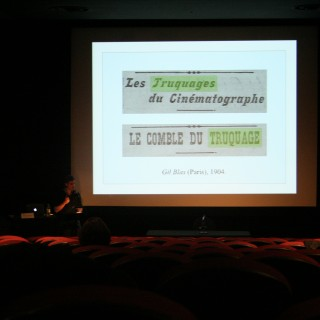 Stéphane Tralongo, La face cachée des technologies. Trucage, mise en scène et approche éthique du cinématographe